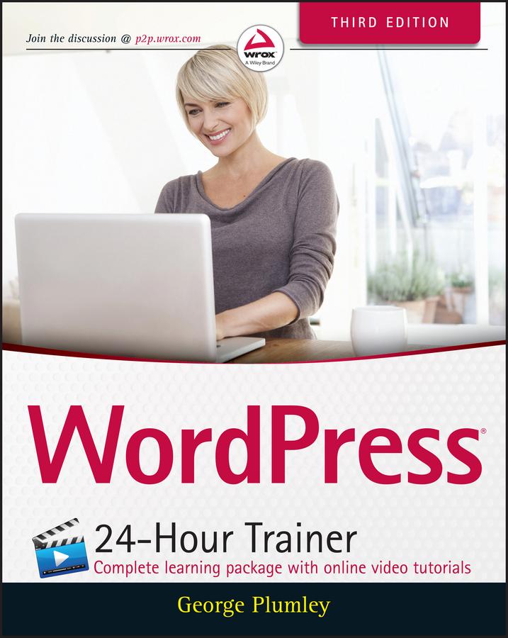 Plumley, George - WordPress 24-Hour Trainer, ebook