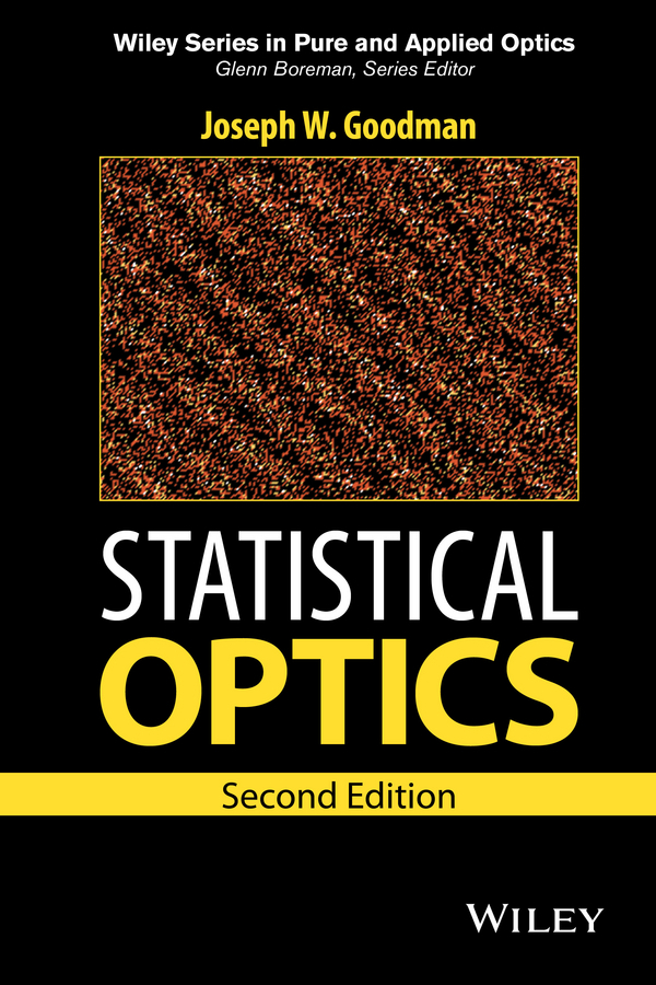 Goodman, Joseph W. - Statistical Optics, ebook