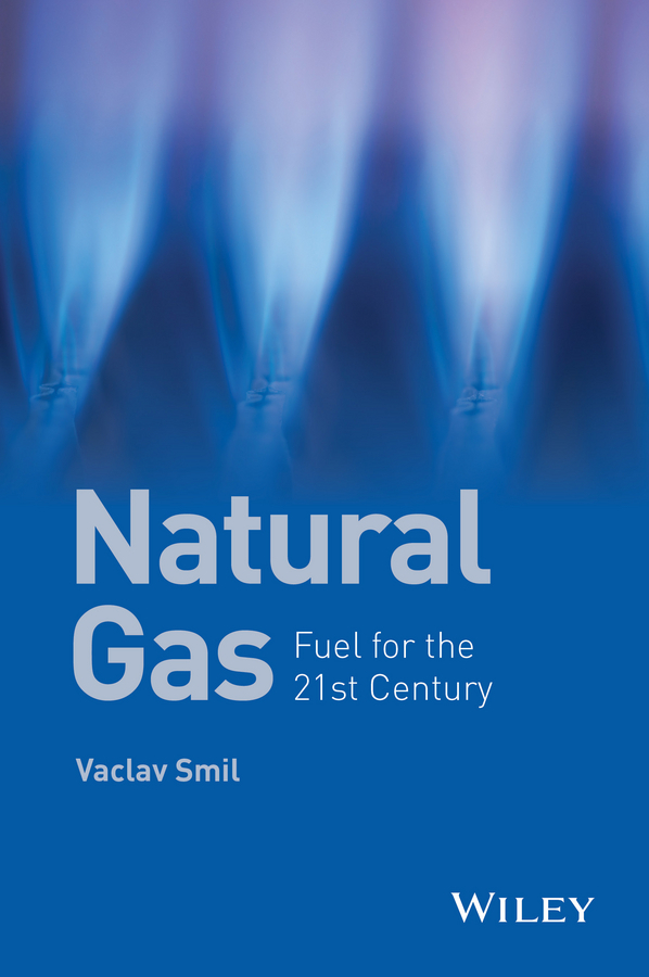 Smil, Vaclav - Natural Gas: Fuel for the 21st Century, ebook