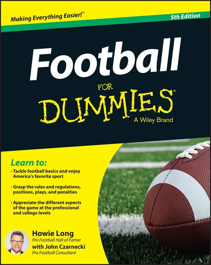 Czarnecki, John - Football For Dummies, e-bok