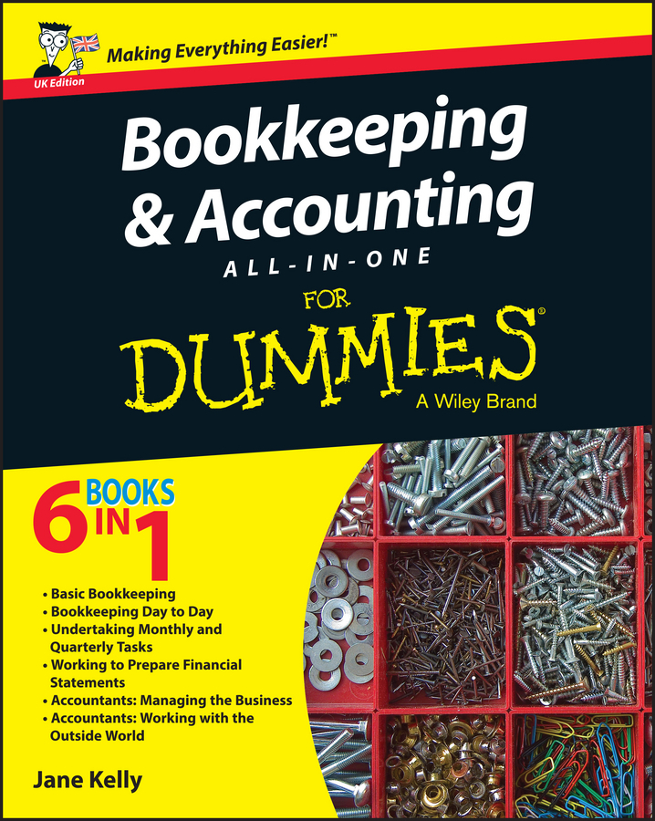 Kelly, Jane E. - Bookkeeping and Accounting All-in-One For Dummies, ebook