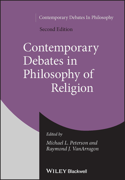 Peterson, Michael L. - Contemporary Debates in Philosophy of Religion, ebook