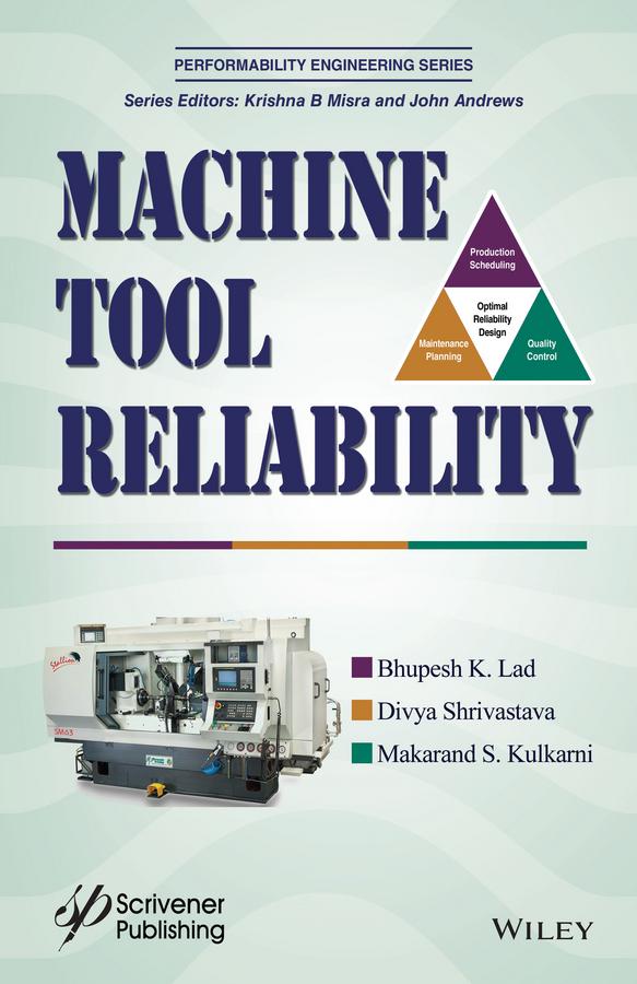 Kulkarni, Makarand S. - Machine Tool Reliability, ebook