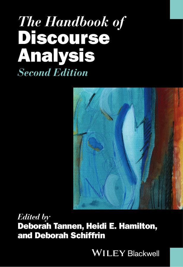 Hamilton, Heidi E. - The Handbook of Discourse Analysis, ebook