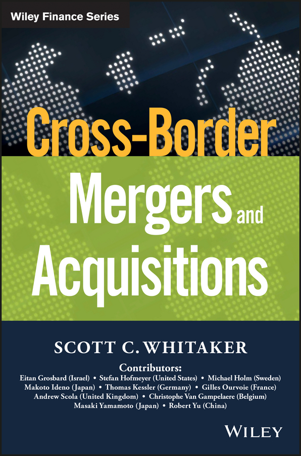 Whitaker, Scott C. - Cross-Border Mergers and Acquisitions, ebook