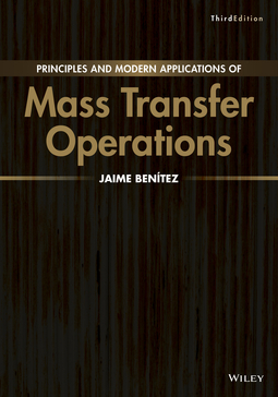 Benitez, Jaime - Principles and Modern Applications of Mass Transfer Operations, ebook