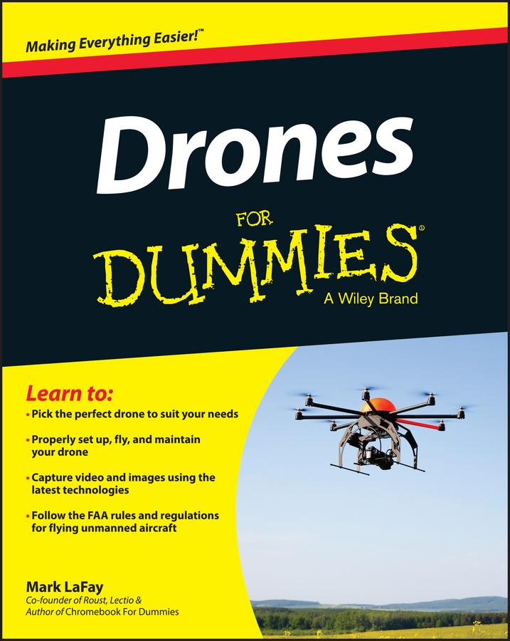 LaFay, Mark - Drones For Dummies, ebook