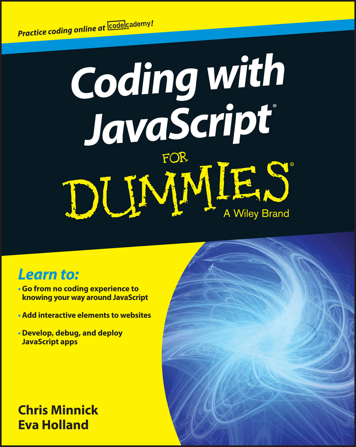 Holland, Eva - Coding with JavaScript For Dummies, ebook