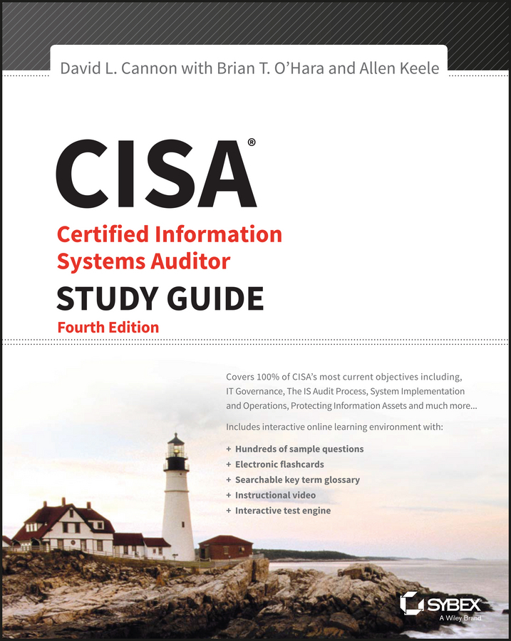 Cannon, David L. - CISA Certified Information Systems Auditor Study Guide, ebook