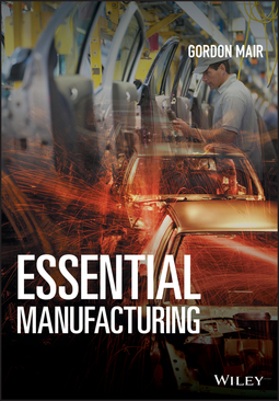 Mair, Gordon - Essential Manufacturing, ebook