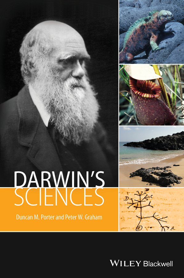 Graham, Peter - Darwin's Sciences, ebook