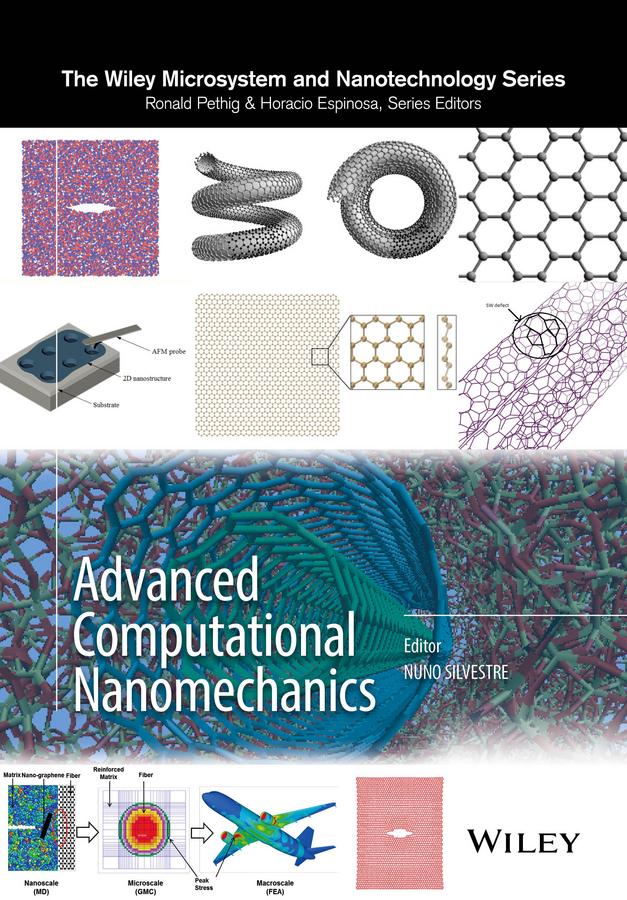 Silvestre, Nuno - Advanced Computational Nanomechanics, ebook
