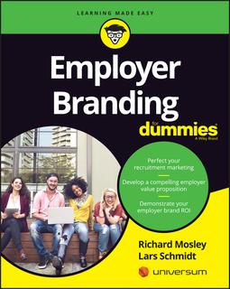 Mosley, Richard - Employer Branding For Dummies, ebook