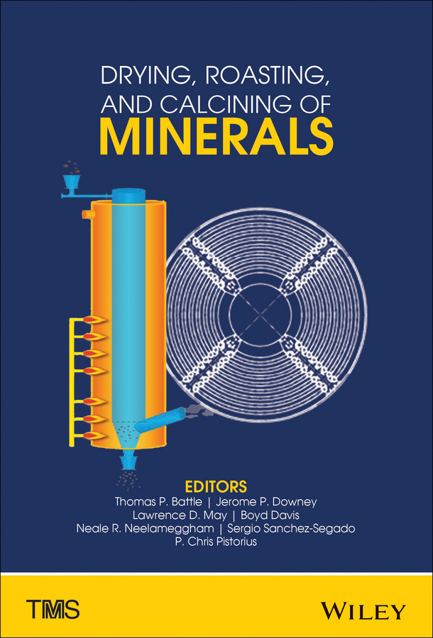 Battle, Thomas P. - Drying, Roasting, and Calcining of Minerals, ebook