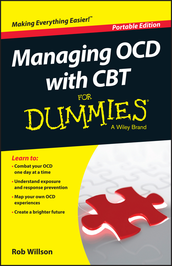 d'Ath, Katie - Managing OCD with CBT For Dummies, ebook