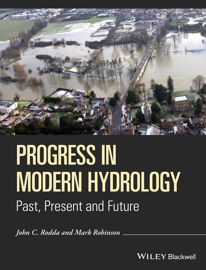 Robinson, Mark - Progress in Modern Hydrology: Past, Present and Future, ebook