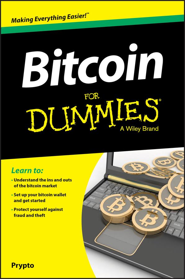 - Bitcoin For Dummies, ebook