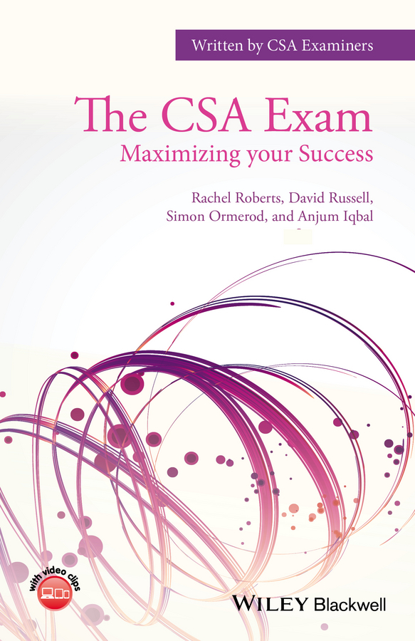 Iqbal, Anjum - The CSA Exam: Maximizing your Success, ebook