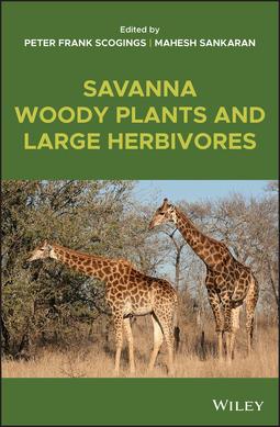 Sankaran, Mahesh - Savanna Woody Plants and Large Herbivores, ebook