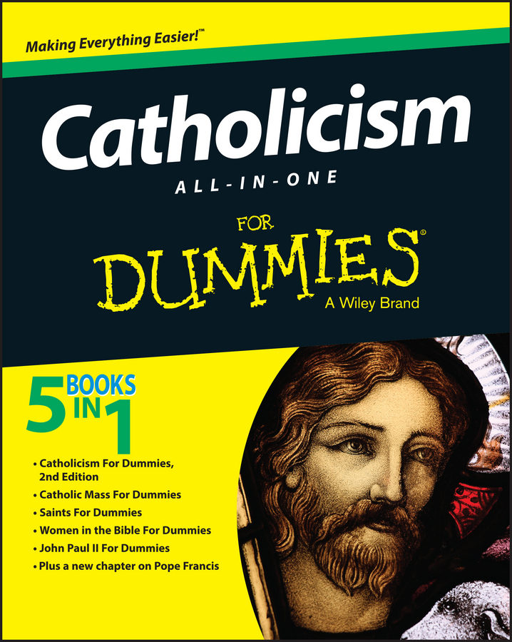 - Catholicism All-In-One For Dummies, ebook