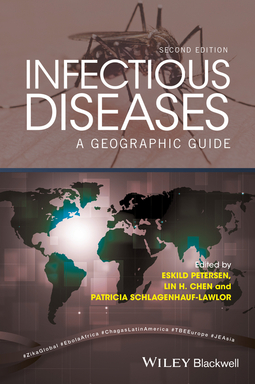 Chen, Lin Hwei - Infectious Diseases: A Geographic Guide, e-bok