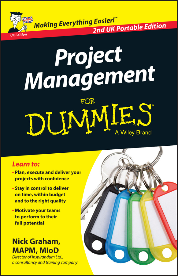 Graham, Nick - Project Management for Dummies, ebook