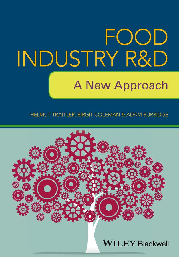 Burbidge, Adam - Food Industry R&D: A New Approach, e-bok