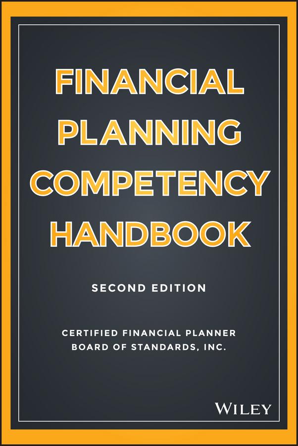 - Financial Planning Competency Handbook, ebook