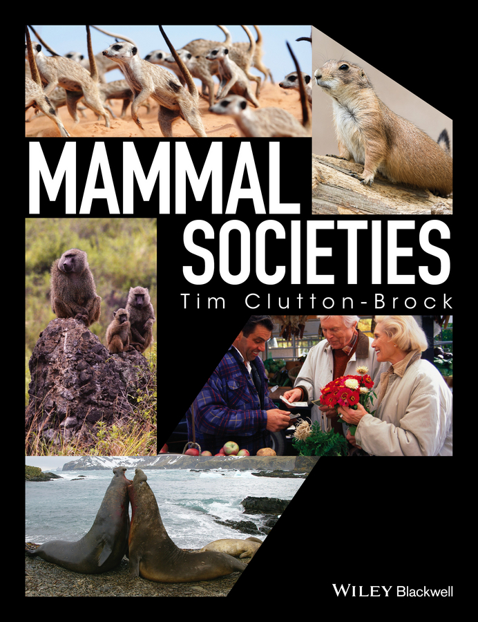 Clutton-Brock, Tim - Mammal Societies, ebook