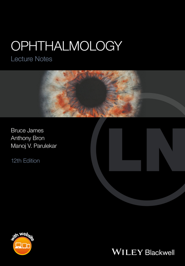 James, Bruce - Lecture Notes Ophthalmology, ebook
