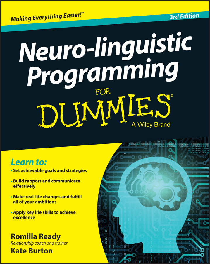 Burton, Kate - Neuro-linguistic Programming For Dummies, e-bok