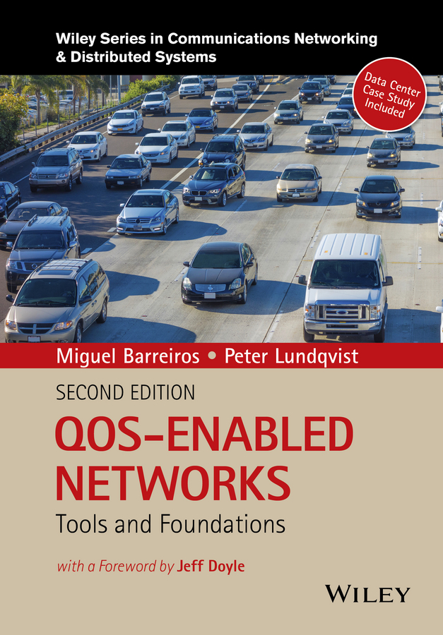 Barreiros, Miguel - QOS-Enabled Networks: Tools and Foundations, e-bok