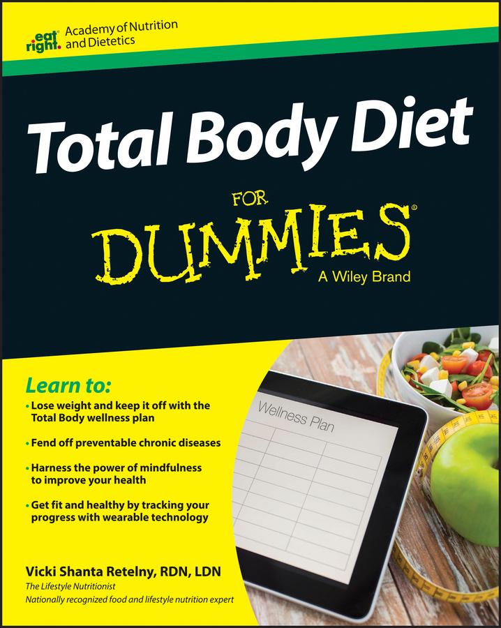 Retelny, Victoria Shanta - Total Body Diet For Dummies, ebook