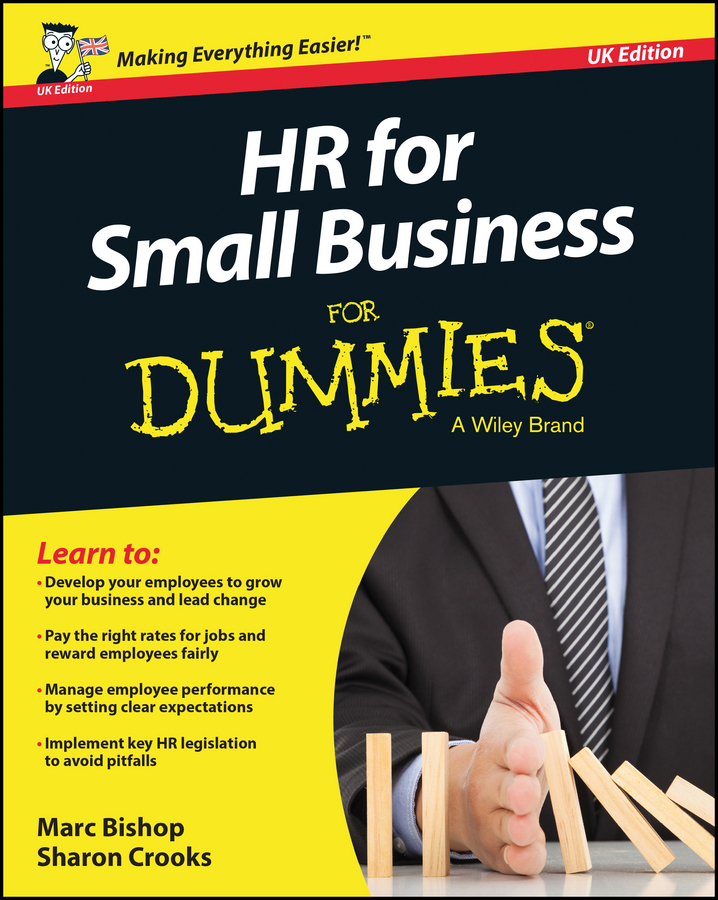 Bishop, Marc - HR for Small Business For Dummies - UK, e-kirja