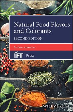 Attokaran, Mathew - Natural Food Flavors and Colorants, ebook