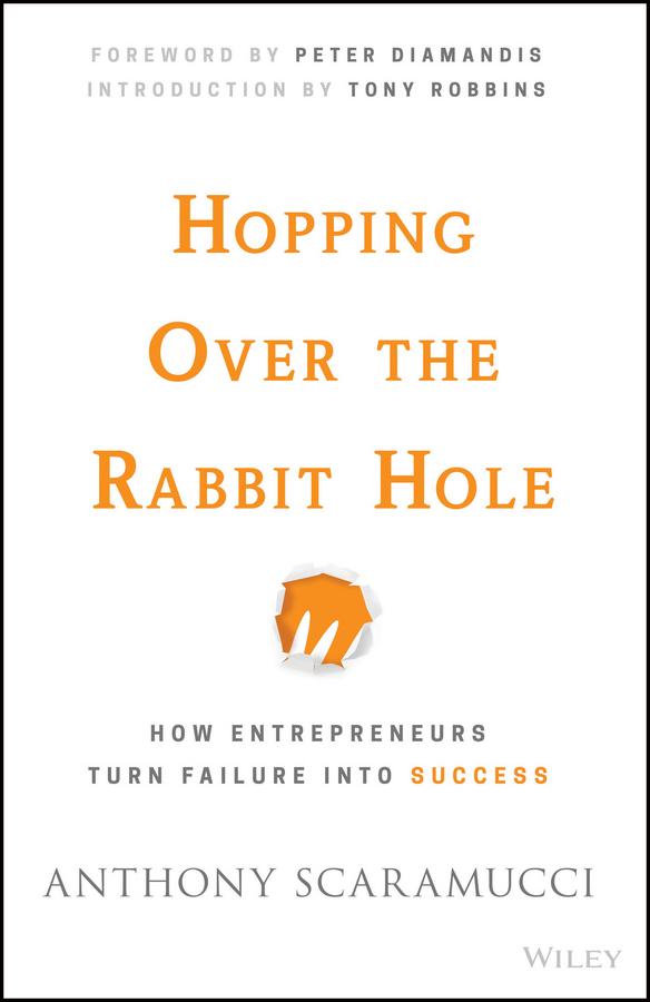 Diamandis, Peter - Hopping over the Rabbit Hole: How Entrepreneurs Turn Failure into Success, ebook