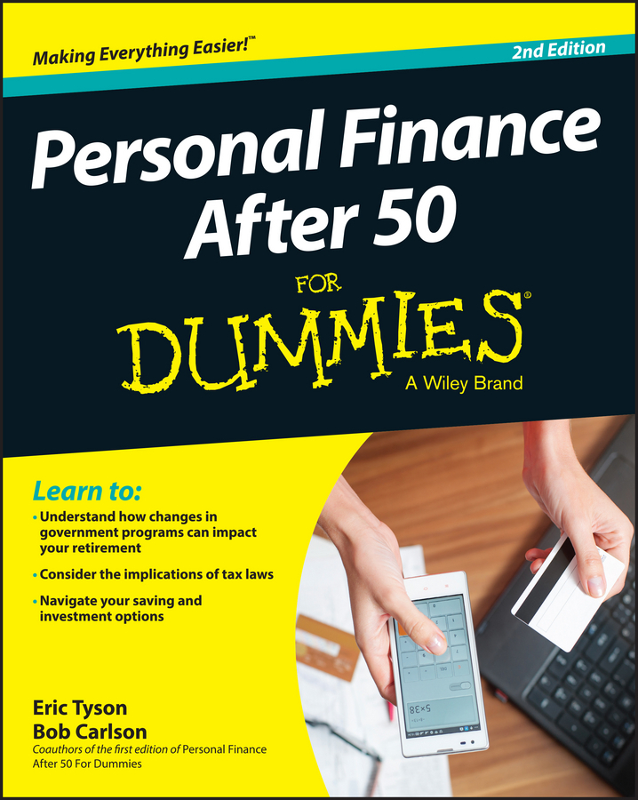 Carlson, Bob - Personal Finance After 50 For Dummies, ebook