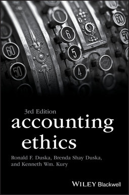 Duska, Brenda Shay - Accounting Ethics, ebook