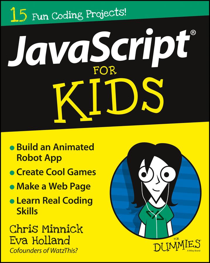 Holland, Eva - JavaScript For Kids For Dummies, ebook