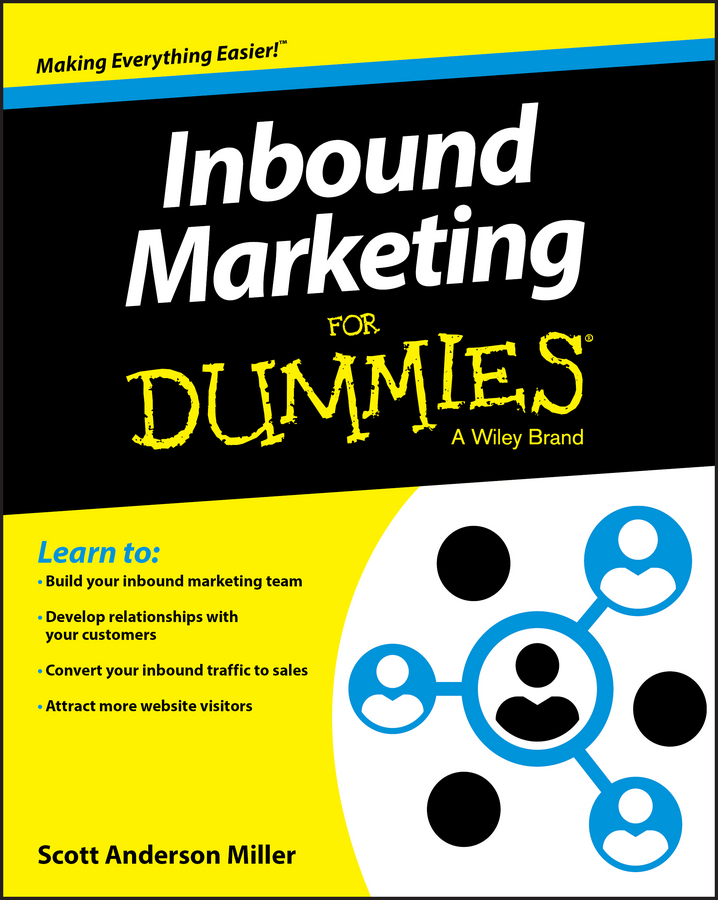 Miller, Scott Anderson - Inbound Marketing For Dummies, e-kirja