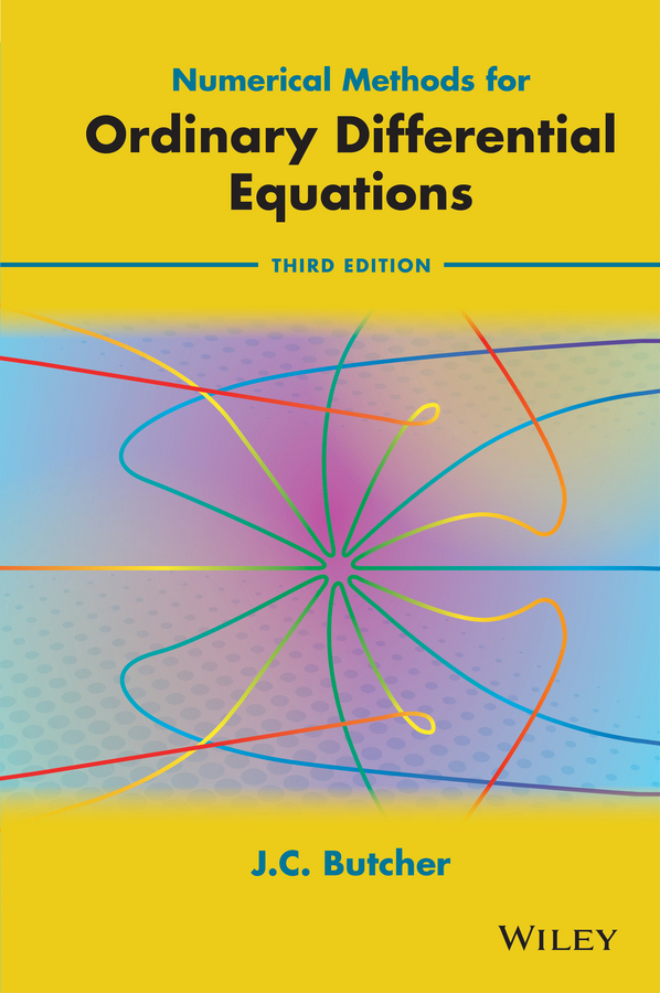 Butcher, John C. - Numerical Methods for Ordinary Differential Equations, ebook