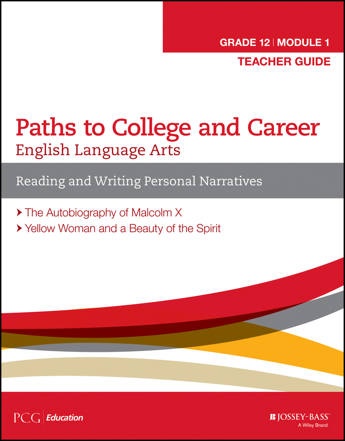 - English Language Arts, Grade 12 Module 1: Reading and Writing Personal Narratives, Teacher Guide, ebook
