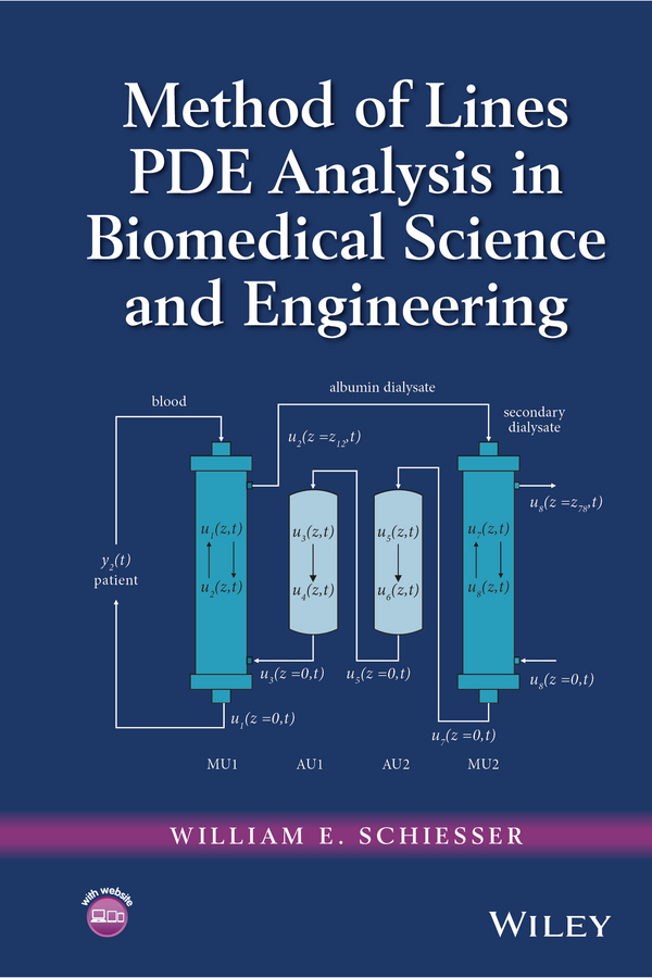 Schiesser, William E. - Method of Lines PDE Analysis in Biomedical Science and Engineering, ebook