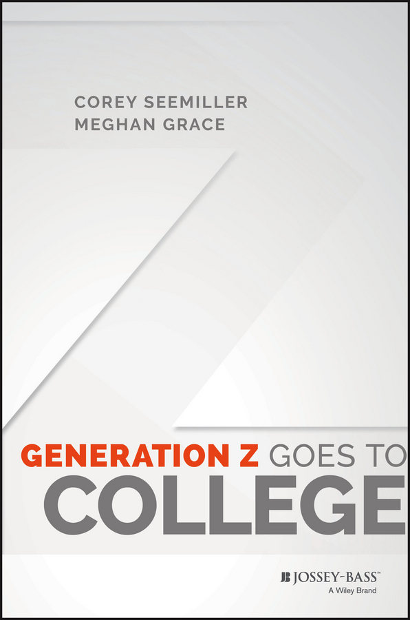 Grace, Meghan - Generation Z Goes to College, ebook