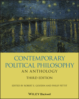 Goodin, Robert E. - Contemporary Political Philosophy: An Anthology, e-bok