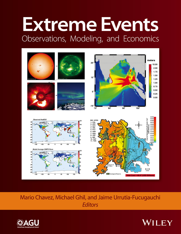 Chavez, Mario - Extreme Events: Observations, Modeling, and Economics, ebook