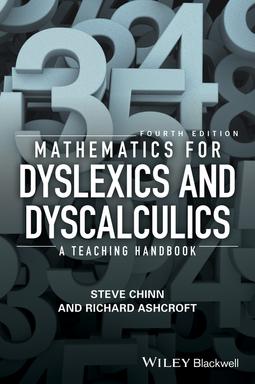Ashcroft, Richard Edmund - Mathematics for Dyslexics and Dyscalculics: A Teaching Handbook, e-bok