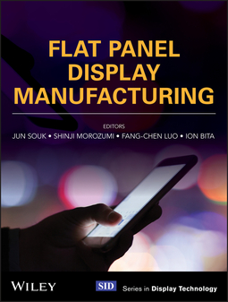 Bita, Ion - Flat Panel Display Manufacturing, ebook