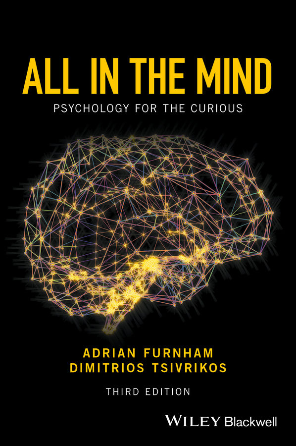 Furnham, Adrian - All in the Mind: Psychology for the Curious, ebook