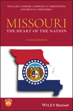 Christensen, Lawrence O. - Missouri: The Heart of the Nation, ebook